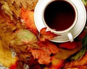 fall tea 2015