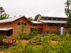 NCBG visitor center