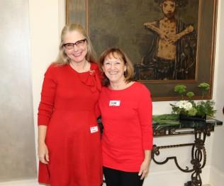 Christine Ellestad & Char Thomann