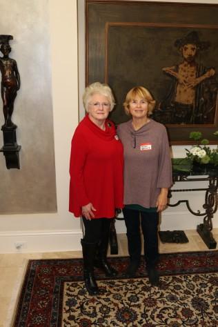 Jane Lamm & Becky Berrey