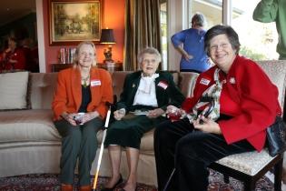 Jennifer Runquist, Priscilla Jackson, & Vickie Hofmann