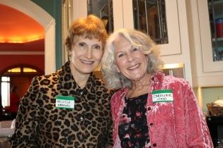 Melissa Mahaney & Caroline Lloyd