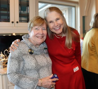 Stepheny Houghtlin & Christine Ellestad