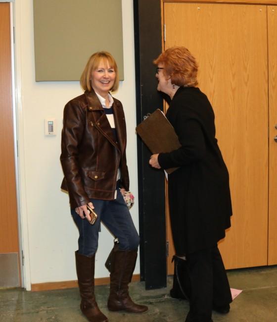 Gail Norwood, Debbie DiSabatino