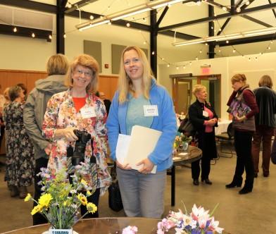 Kathy Swendiman, Jennifer Schmidt